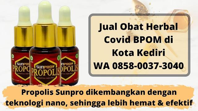 Jual Obat Herbal Covid BPOM di Kota Kediri WA 0858-0037-3040