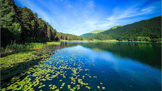 برنامج جولة بحيرة ابانت في مدينة بولو - شمال تركيا, بحيرة ابانت