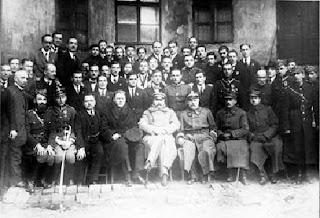 Józef Piłsudski we Lwowie