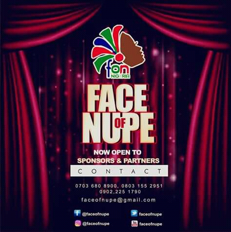 Face Of Nupe Nigeria Beauty Pageant 2019