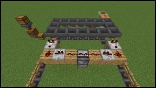 Minecraft 水を出すディスペンサー