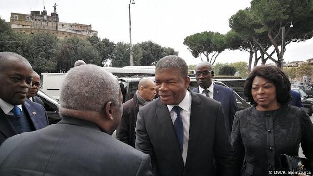 João Lourenço assegura que não há perseguição religiosa em Angola