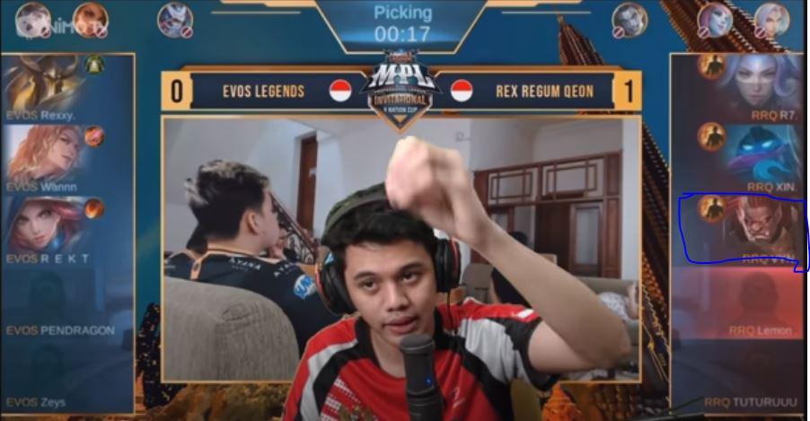 RRQ R7 Juara Pakai Balmond, Mantan Pemain Evos Marahin Epic