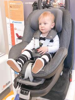 maxi-cosi peal car seat