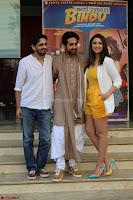 Parineeti Chopra with Ayushmann Khurrana at the Launch of Trailer of Meri Pyaari Bindu 052.JPG