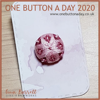 Day 257 : Classic - One Button a Day 2020 by Gina Barrett