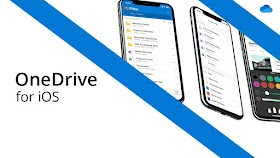 OneDrive for iOS gets a major revamp with improved design, new features and more