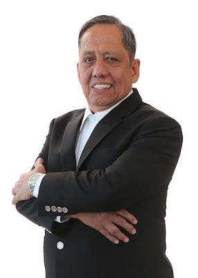 Mr. Edmundo G. Las, Director of Eurotel Hotel