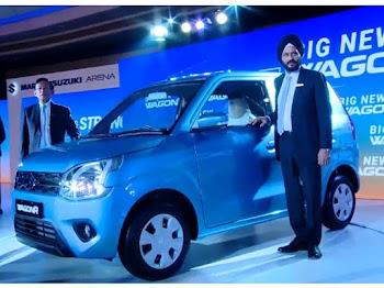 2019 Maruti Suzuki Wagon R भारत में लॉन्च, जानें कीमत और खूबियां