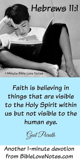 faith, not sight, doubting Thomas, Missouri the show me state