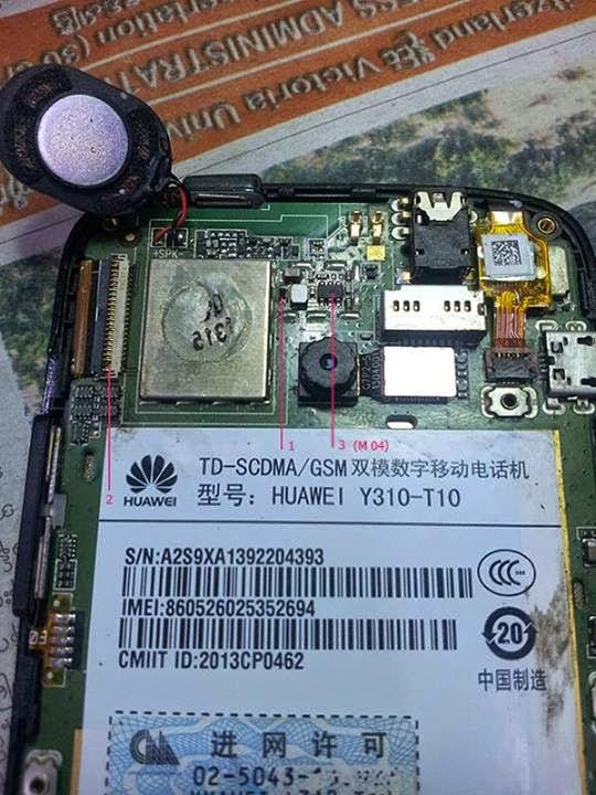 huawei y310-t10 firmware