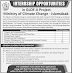 Latest Ministry of Climate Change Jobs