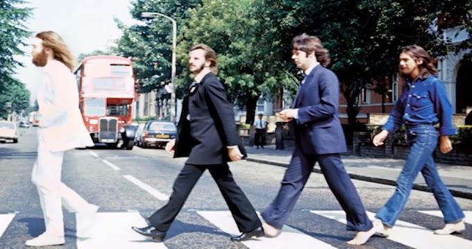 『Abbey Road』アルバムジャケット写真撮影50周年 世界中からファン集結