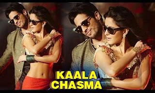 Kala Chashma Lyrics - Baar Baar Dekho | Badshah