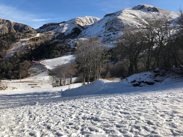 Sancy Auvergne Masivul Central Francez