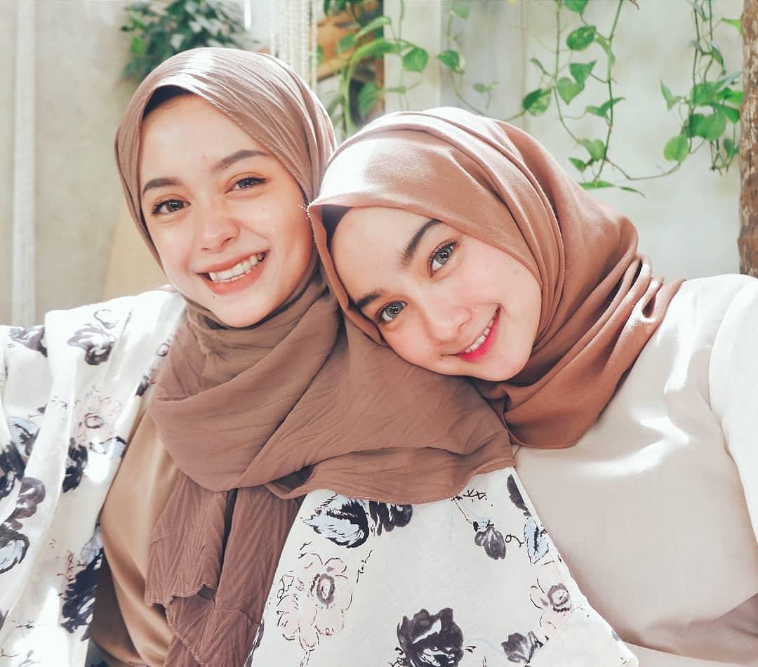 Grosir Jilbab Instan Bahan Ceruti Termurah di Sragen