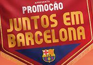 Promoção Juntos em Barcelona Nescau