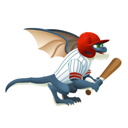 Homerun Dragon