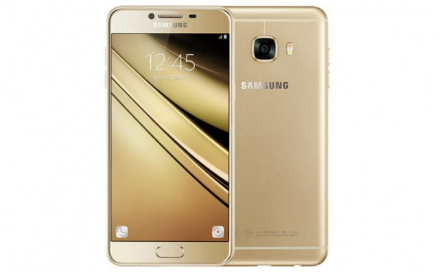 Samsung Galaxy C9 with 6-inch phablet