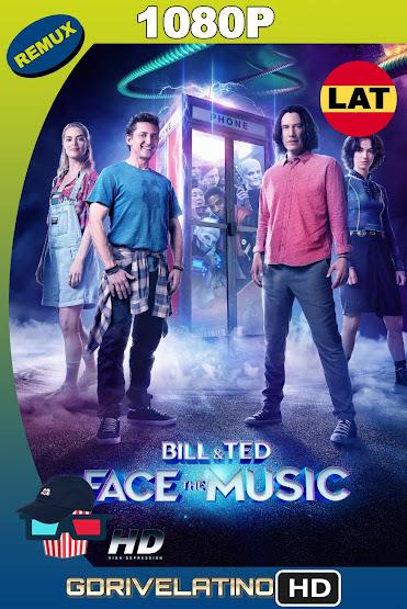 Bill & Ted Salvando el Universo (2020) BDRemux 1080p Latino-Ingles MKV