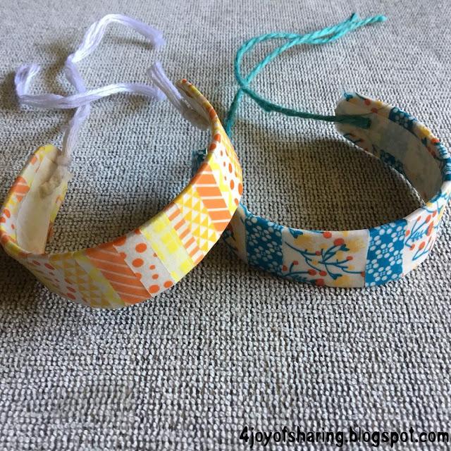 How to make popsicle stick bracelet, wood stick bracelet, craft for kids, bracelet, wood, toddler, craft