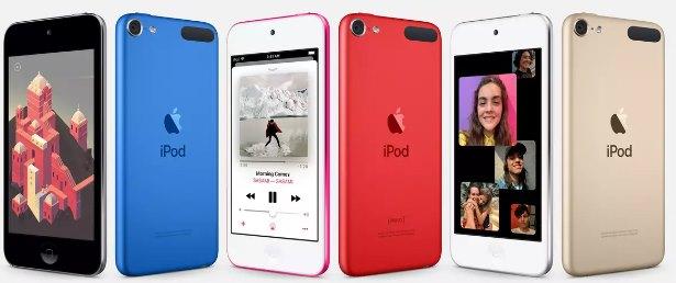 أطلقت شركة Apple نسخة حديثة من جهاز iPod Touch الشهير الجيل السابع 7