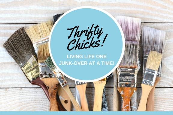 Thrifty Chicks Blog Hop
