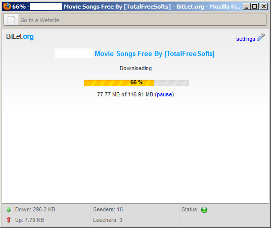 online torrent virtual machine