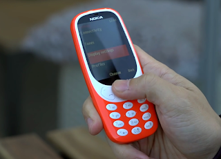 New Nokia 3310 Settings