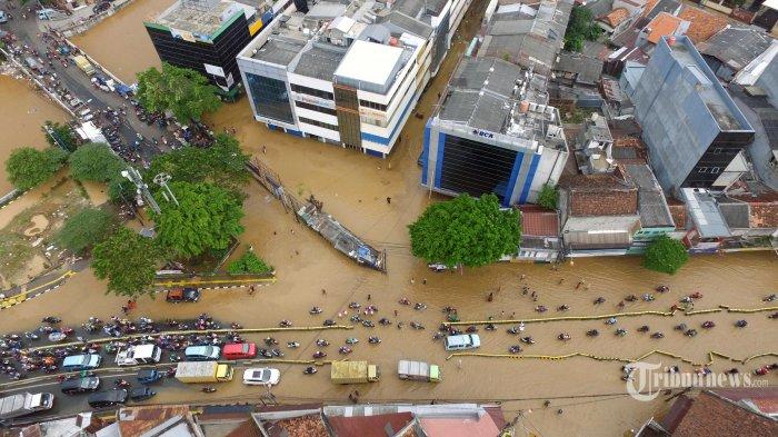 Banjir DKI Jakarta dan saran ahok