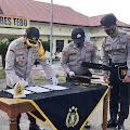 8 Pejabat Polres Tebo Diroling