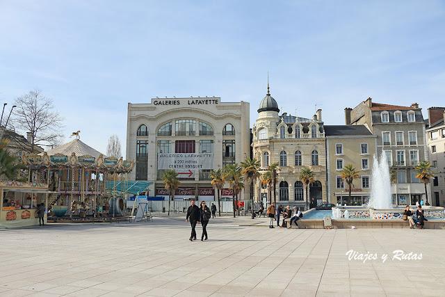 Place Clemenceau de Pau