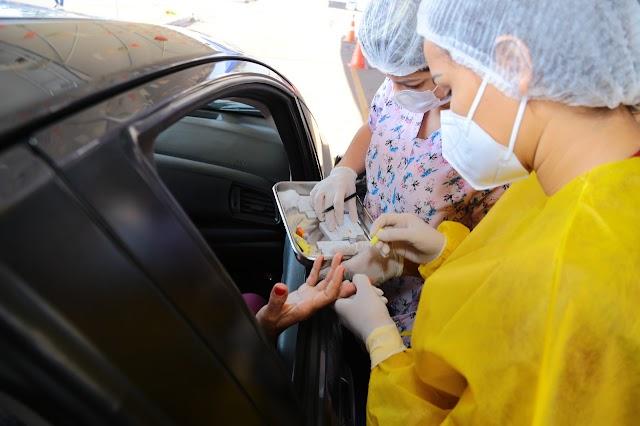 Aparecida oferece teste rápido de hepatites virais, HIV e Sífilis até sexta-feira