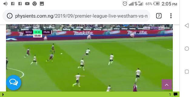 ⚽️⚽️⚽️ Premier League  Live Westham Vs Man. United  ⚽️⚽️⚽️