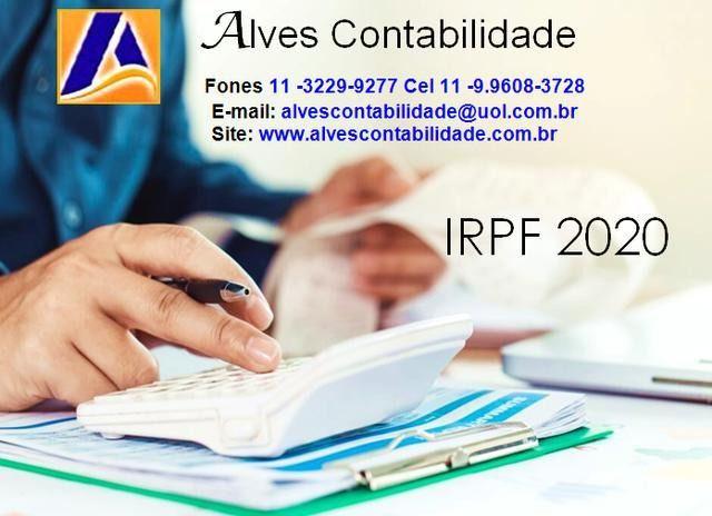 IRPF, IR 2020, Receita Federal, Declare, Imposto de Renda, Feito na Hora, Contador, Profissional, Renda, Quem, Entende, Basta, Ligar, Marcar, Dia, Horário, Experiência, Confiança, Credibilidade, Feito, Na hora, Contador, No centro, São Paulo, Alves, Contabilidade, Alves Contabilidade, OLX, Trends, Meu IRPF,  Rendimento,  Declarar, Imposto, Declarar IRPF, Economia, Uol,  Folha, Estadão, Folha Online,