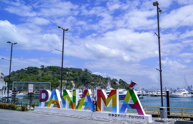 Calçada de Amador, Panamá