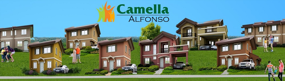 Community Overview - Camella Alfonso | House and Lot for Sale in the Philippines