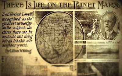 Ενδείξεις για ύπαρξη ζωής στον πλανήτη Άρη, το 1924…