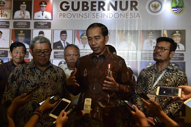 Jokowi Perintah ke Polri Usut Tuntas Soal Muslim Cyber Army