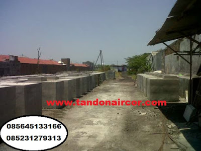 tandon air cor malang