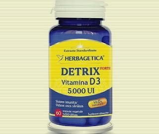 detrix forte vitamina d3 5000 pareri forumuri