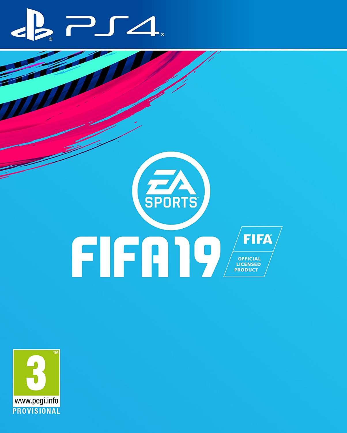 Bonus Amazon FIFA19 Standard Edition