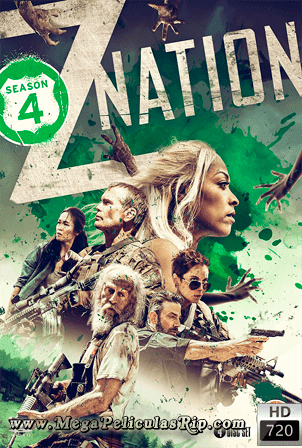 Z Nation Temporada 4 [720p] [Latino-Ingles] [MEGA]