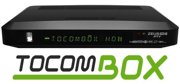 Atualização Tocombox Zeus IPTV 11/10/2018 V3.047
