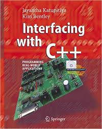 Interfacing with C++ Programming Real World Applications