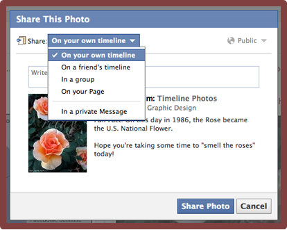 How To Repost On Facebook