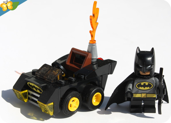 Lego Mighty Micros : Batman™ vs. Catwoman™