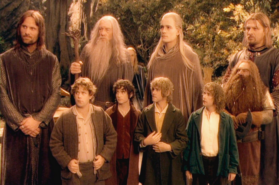 Animaus Images: The Lord of the Rings: Fellowship of the Ring