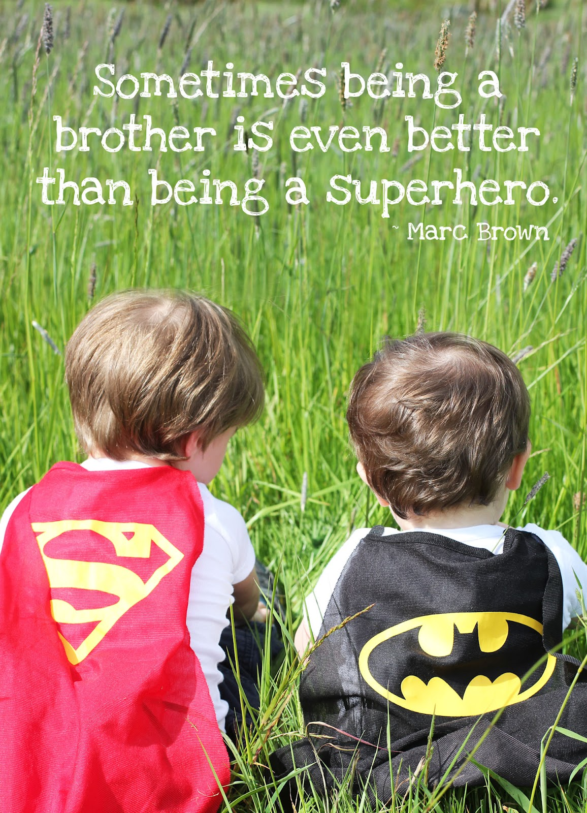 Superhero Brothers Repeat Crafter Me