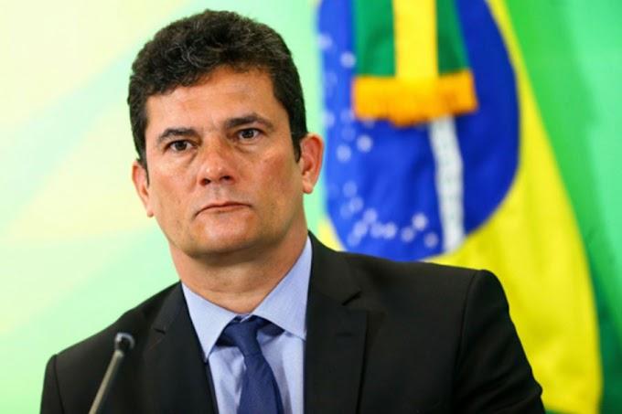 """Sergio Moro revela """"Sempre vou estar à disposição do Brasil"""""""